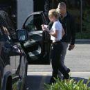 Britney Spears Leaves Dance Studio In Thousand Oaks