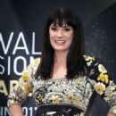 Paget Brewster – 'Criminal Minds' Photocall at 2017 Festival of Television in Monte Carlo - 454 x 681