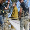 Shailene Woodley – Photoshoot at Elysian Park in Los Angeles
