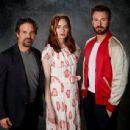 """Karen Gillan, Mark Ruffalo and Chris Evans – """"Avengers: Endgame"""" Portraits in Los Angeles"""