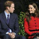 Prince Windsor and Kate Middleton