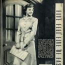 Laraine Day - Photoplay Magazine Pictorial [United States] (April 1942) - 454 x 640