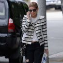 Kate Mara Leaves a pilates class in West Hollywood