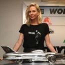 Charlize Theron – NASCAR Cup Series 60th Annual Daytona 500 in Florida - 454 x 334