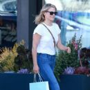 Ali Larter – Shopping in Brentwood
