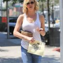 Adrianne Palicki Jeans out in Beverly Hills - 454 x 831