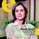 Adriana Esteves - Expresiones Magazine Cover [Ecuador] (16 January 2014)