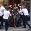 Madalina Ghenea – Photoshoots for 'Damiani gioielleria' in Milan - 454 x 303