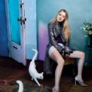 Dakota Fanning - Vogue Magazine Pictorial [Australia] (February 2018) - 454 x 544