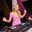 Paris Hilton Jeremy Scott Moschino Party In Miami Beach
