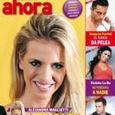 Alejandra Maglietti - Ahora Magazine Cover [Argentina] (9 December 2012)