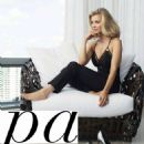 Joanna Krupa for Think magazine March 2015