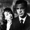 Joan Crawford and Dana Andrews