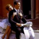Gina Lollobrigida and Rock Hudson