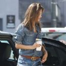 Alessandra Ambrosio– Out in Brentwood 05/03/2017 - 454 x 588