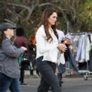 Brooke Shields – Out in Los Angeles