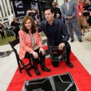 Loretta Lynn and Jack White Induction Into The Nashville Walk Of Fame on June 4, 2015 in Nashville, Tennessee. - 432 x 600