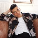 Rami Malek - The Advocate Magazine Pictorial [United States] (December 2018)