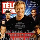 Simon Baker - Tele Poche Magazine Cover [France] (28 December 2009)