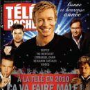 Simon Baker - Tele Poche Magazine Cover [France] (28 December 2009)