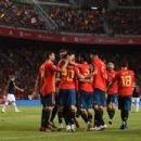 Spain vs. Croatia - UEFA Nations League A - 454 x 302