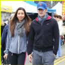 Matthew Morrison and Renee Puente - 300 x 300