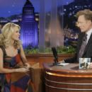 Carrie Underwood - The Tonight Show With Conan O'Brien, 16.11.2009.