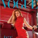 Vogue Turkey August 2019 - 454 x 616