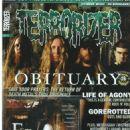 Obituary - Terrorizer Magazine Cover [United Kingdom] (July 2005)