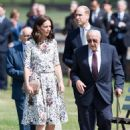 Kate Middleton – Stutthof concentration camp during an official visit in Poland - 454 x 599