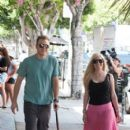 Heidi Montag seen filming their new reality show in Beverly Hills, California on July 28, 2015 - 397 x 600