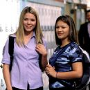 Brooke Anne Smith and Myra in Disney's Max Keeble's Big Move - 2001