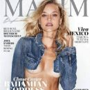 Chase Carter (model) - Maxim Magazine Cover [United States] (November 2018)