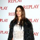 Stars at the Replay Shop Opening