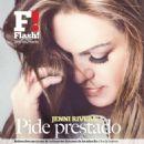 Jenni Rivera - Flash! Magazine Cover [Mexico] Magazine Cover [Mexico] (14 December 2011)