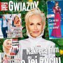 Kora Jackowska, Sylwia Grzeszczak - Gwiazdy Magazine Cover [Poland] (4 September 2015)