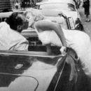Arthur Miller & Marilyn Monroe spotted in New York, June, 12 1957 - 454 x 253
