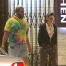 Kristen Stewart with friend out in Los Angeles