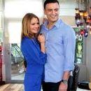 Jenny Balatsinou and Vassilis Kikilias
