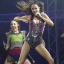 Martina Stoessel Performs at al Vistalegre Palace in Madrid - 454 x 669