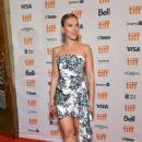 Scarlett Johansson – 'Marriage Story' premiere – TIFF 2019