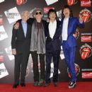 The Rolling Stones celebrate their 50th anniversary with an exhibition at Somerset House on July 12, 2012 in London, England - 454 x 413