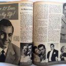 Mario Lanza - Silver Screen Magazine Pictorial [United States] (June 1951)