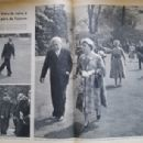 Queen Elizabeth II - Paris Match Magazine Pictorial [France] (1 June 1957)