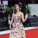 Clara Alonso – At Eternity's Gate Premiere – 2018 Venice Film Festival - 454 x 681