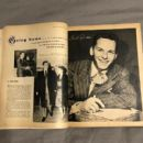 Frank Sinatra - Movie Stars Magazine Pictorial [United States] (February 1947) - 454 x 409