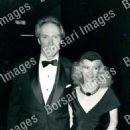 Clint Eastwood and Sondra Locke
