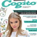 Julia Wróblewska - Cogito Magazine Cover [Poland] (24 November 2016)