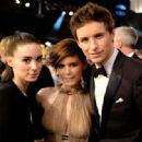 Eddie Redmayne- January 30, 2016-  The 22nd Annual Screen Actors Guild Awards - Show - 454 x 318