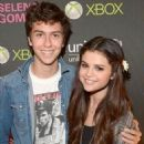 Nat Wolff and Selena Gomez